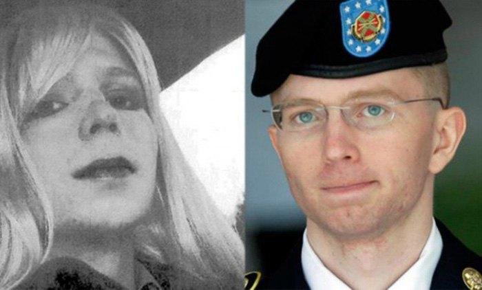 Трансгендер Челси Мэннинг (при рождении – Брэдли Мэннинг), осужденная за передачу секретных данных WikiLeaks, отпущена из военной тюрьмы на 28 лет раньше срока.