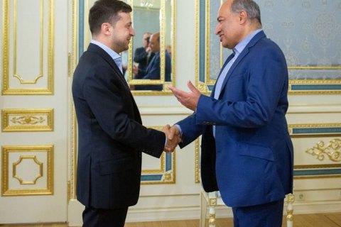 Зеленский впервые встретился с главой ЕБРР и пообещал продолжать реформы