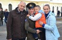 Одна з двадцяти: п'ятнадцятирічна Поля і її мрія про військовий ліцей
