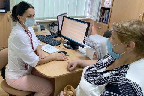 Електронні лікарняні оформили понад 1 млн українців