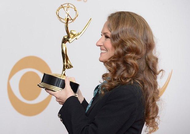 """Мелисса Лео получила награду как приглашенная актриса в сериале """"Луи"""""""