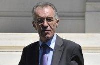Глава Мінфіну Греції пішов у відставку за станом здоров'я