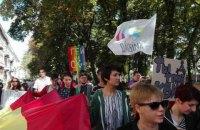 Одеська поліція затримала 20 осіб за спробу влаштувати безлади на Марші рівності