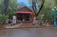 В Китае 19 человек погибли из-за пожара в гостинице