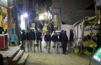Египетский полицейский погиб при попытке обезвредить бомбу возле церкви в Каире