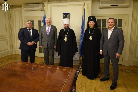 В РПЦ заявили, что признание ПЦУ является главной целью закулисных сил