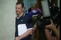 "Во двор защитника ""бриллиантового прокурора"" бросили две гранаты"