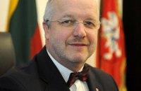 Литовский министр признался, что имеет родню в Ивано-Франковске