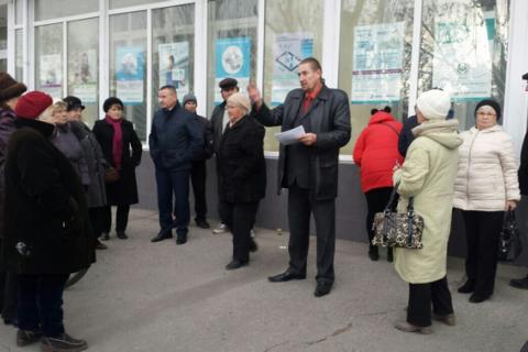Житель Херсонской области получил пять лет тюрьмы замитинг против мобилизации