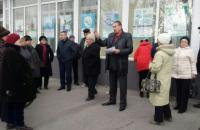 Житель Геническа получил 5 лет тюрьмы за митинг против мобилизации