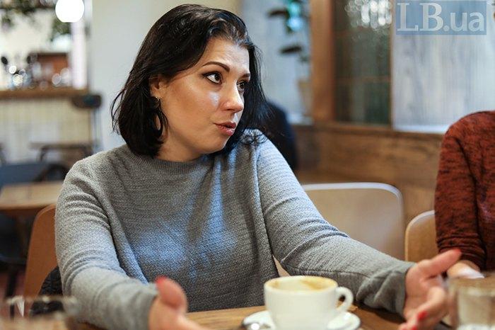 Анна Узлова, співзасновниця громадської організації «Soul Sisters»