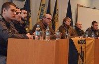 """Екс-бійці """"Азова"""" відкрили у Дніпропетровську штаб допомоги військовим"""
