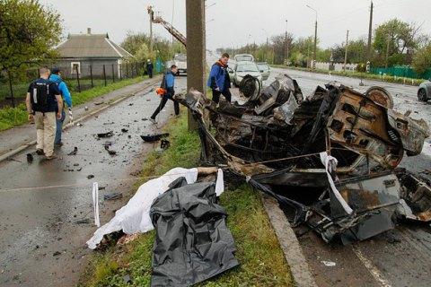 Штаб АТО спростував інформацію про обстріл українськими військовими Оленівки