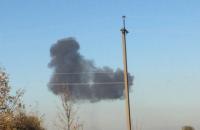 """На учениях """"Чистое небо"""" разбился истребитель Су-27 (обновлено)"""