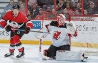 В матче НХЛ команда оформила 2 шайбы в меньшинстве за 35 секунд