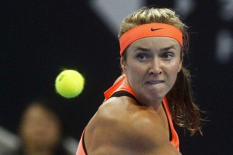 Свитолина проиграла в третьем раунде Australian Open