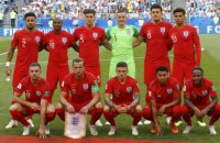 Збірна Англії увійшла до квартету найсильніших на ЧС-2018 (оновлено)