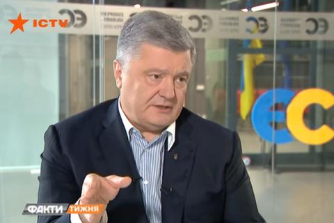 Порошенко пообещал, что Российская Федерация вскором времени отпустит украинских моряков