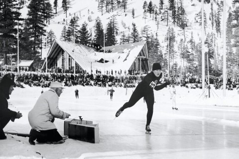 Столицу Олимпиады-1960 переименовали по требованию индейцев