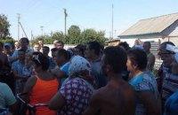 У Харківцях ветеринари хочуть спалити інфіковану свинину в центрі села