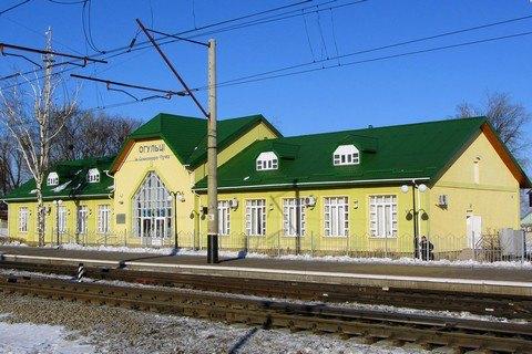 Поїзд Харків-Київ збив насмерть людину