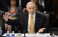 Демократи закликали генпрокурора США піти у відставку через бесіди з послом РФ