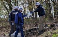 """У ОБСЄ нарахували понад сотню порушень """"тиші"""" на Донбасі протягом минулої доби"""
