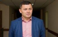 Заместитель Кличко Поворозник вышел на работу после 11-месячного отстранения