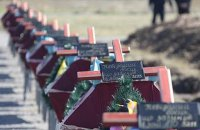 2 333 бойца Вооруженных сил погибли с начала АТО
