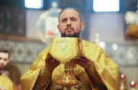 Предстоятель ПЦУ в рождественском богослужении упомянул Кирилла