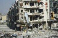 В Сирии снова стреляют