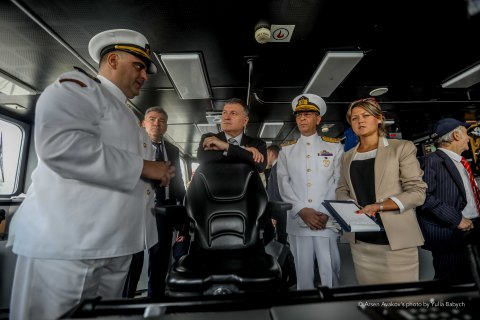 МВС України і берегова охорона Туреччини будуть разом патрулювати Чорне море