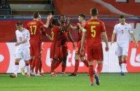 Білорусь зганьбилася в матчі відбору на ЧС-2022, пропустивши 8 голів