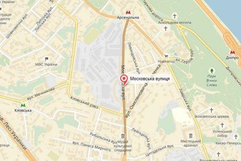 Московську вулицю в центрі Києва перейменують