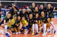 Жіноча збірна України вийшла в плей-оф Чемпіонату Європи з волейболу