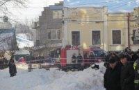 Взрыв в черновицком медуниверситете не был терактом, – МВД