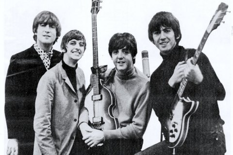 ЄMI дозволила скачувати музику Beatles в Інтернеті