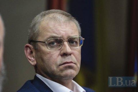 Пашинский заявил об обысках со стороны НАБУ