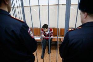 ПАРЄ знову закликала Росію звільнити Савченко