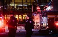 На 50 этаже Trump Tower произошел пожар, один человек погиб