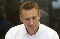 Навального арестовали на месяц