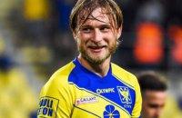Безус в матче против Эстонии повторил рекорд сборной Украины