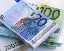 Евро на межбанке упал ниже 10 грн