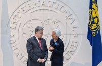 Украина за год заплатила МВФ больше, чем получила от него