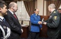 Румынский подполковник назначен советником командующего Нацгвардии