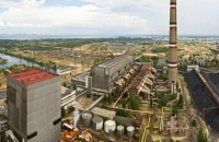 Запорожская ТЭС возобновила работу после аварии