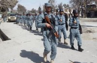 Китай будет обучать афганских полицейских