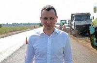 Юрий Голик рассказал, как удалось отремонтировать трассу Запорожье-Мариуполь в рекордные сроки