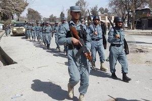 Китай навчатиме афганських поліцейських