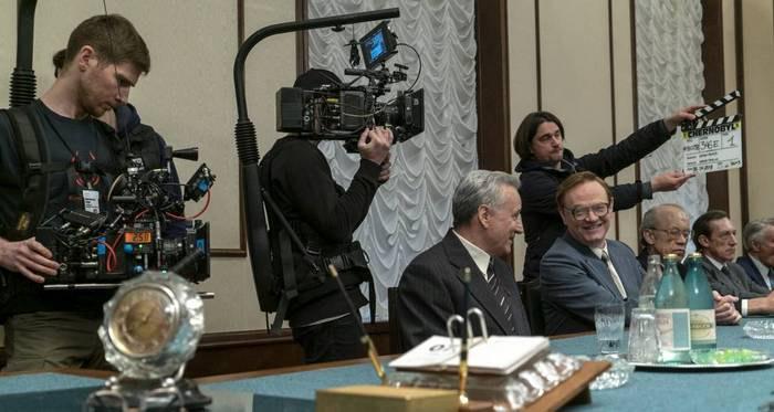 """Зйомки серіалу """"Чорнобиль"""""""